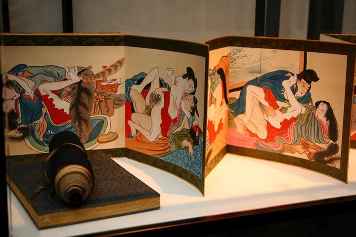 Сюнга манга рисунки картины япония смотреть фото 368-955